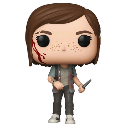 The Last of Us P2 Ellie Pop! Vinyl