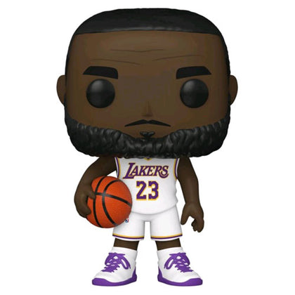 NBA Lakers LeBron James Alternate Pop! Vinyl
