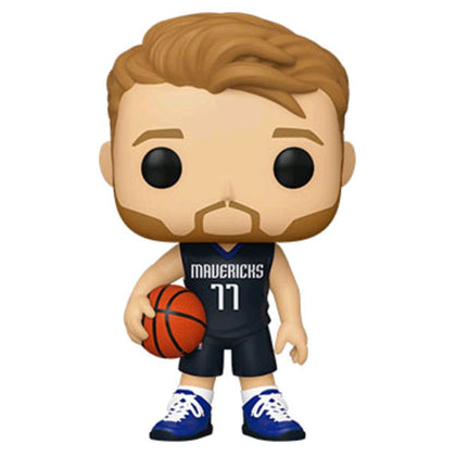 NBA Mavericks Luka Doncic Alternate Pop! Vinyl