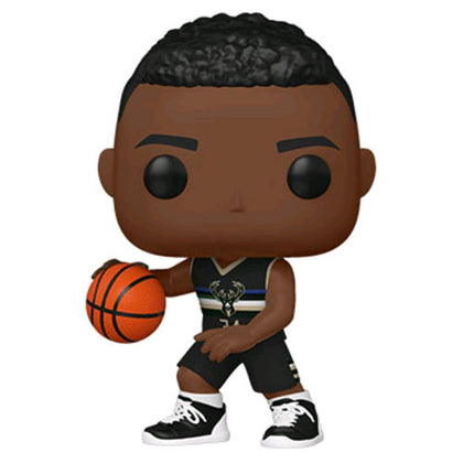 NBA Bucks Giannis Antetokounmpo Alternate Pop! Vinyl