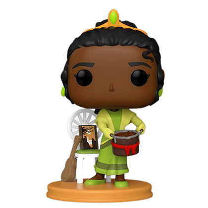 Disney Ultimate Princess The Princess and the Frog Tiana with Gumbo US Exclusive Pop! Vinyl