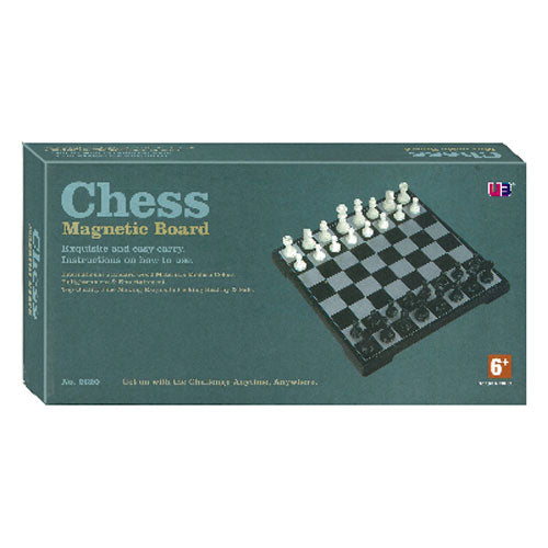 Chess Set Magnetic 10 inch