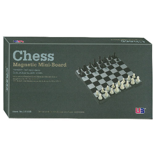 Chess Set Magnetic 7 Inch