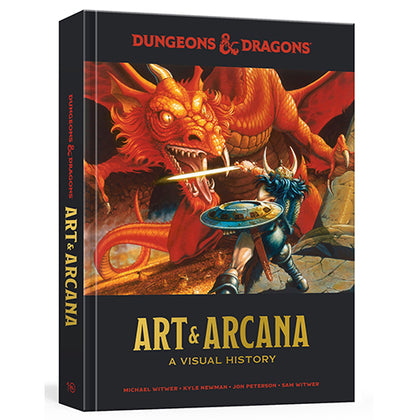 D&D Art and Arcana Hardback Edition
