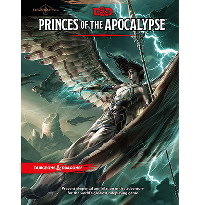 D&D Elemental Evil Princes of Apocalypse