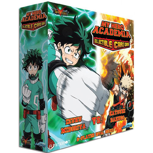 My Hero Academia CCG 2 Player Turbo Deck