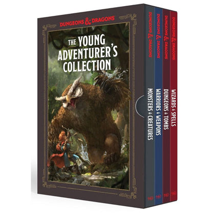 D&D The Young Adventurers Collection