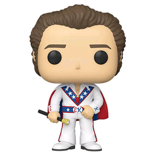 Evel Knievel with Cape Pop! Vinyl