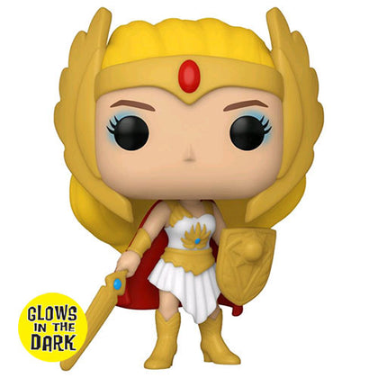 Masters of the Universe She-Ra Classic Glow US Exclusive Pop! Vinyl