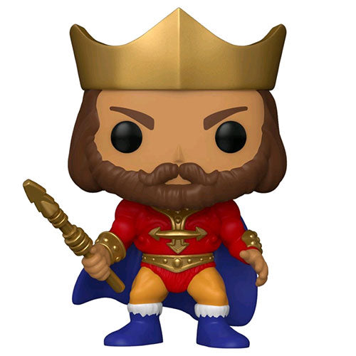 Masters of the Universe King Randor Pop! Vinyl