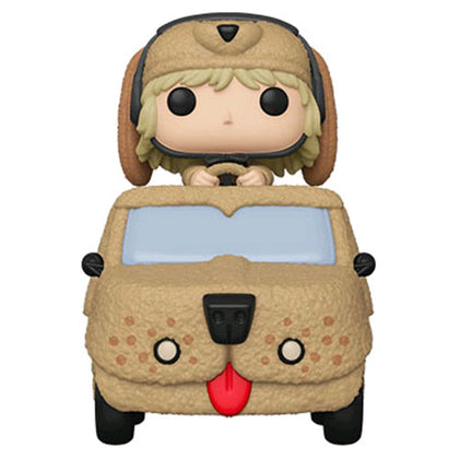 Dumb and Dumber Harry with Mutt Cutts Van Pop! Ride