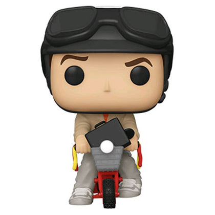Dumb and Dumber Lloyd with Bicycle Pop! Ride