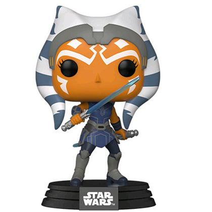 Star Wars Clone Wars Ahsoka 2 Pop! Vinyl