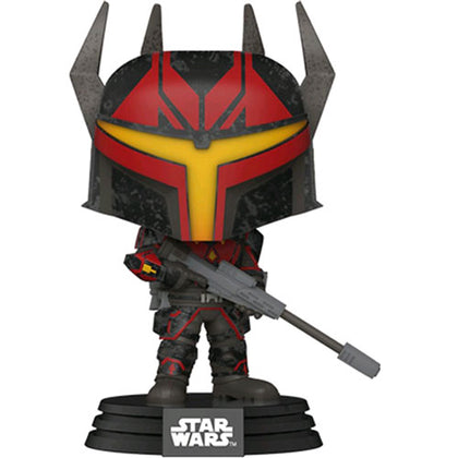 Star Wars Clone Wars Darth Maul's Captain Pop! Vinyl