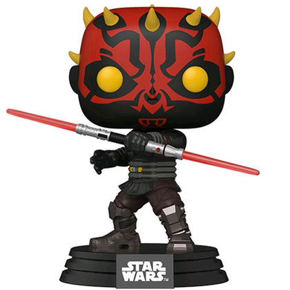 Star Wars Clone Wars Darth Maul Pop! Vinyl