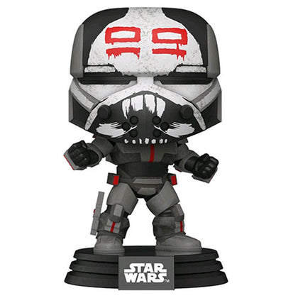 Star Wars Clone Wars Wrecker Pop! Vinyl