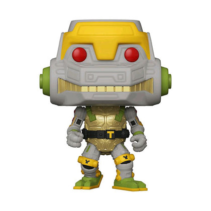 Teenage Mutant Ninja Turtles Metalhead Metallic Pop! Vinyl