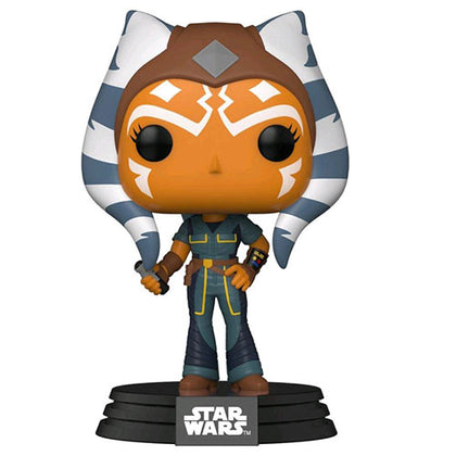 Star Wars Clone Wars Ahsoka Pose 2 US Exclusive Pop! Vinyl