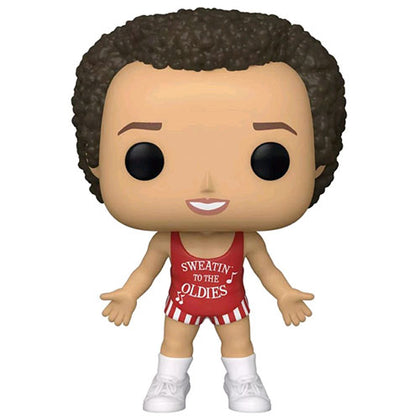 Icons Richard Simmons (Red) US Exclusive Pop! Vinyl