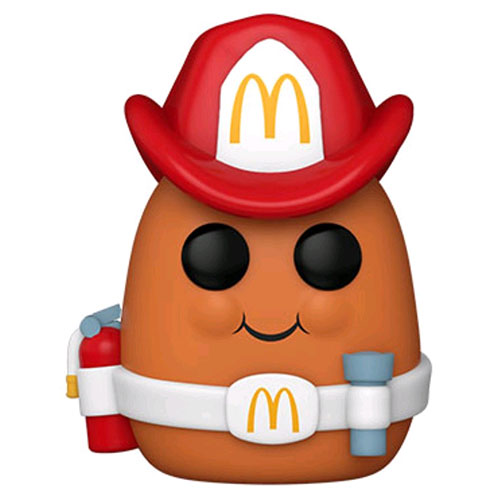 McDonalds Nugget Fireman Pop! Vinyl