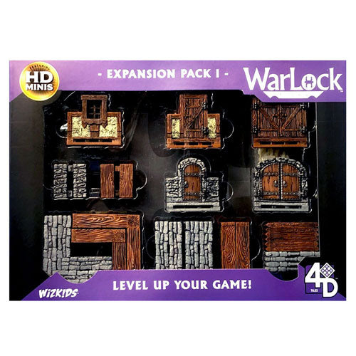 WarLock Tiles Expansion Pack 1