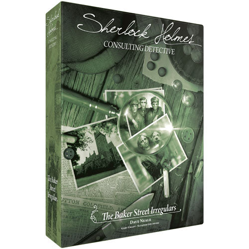 Sherlock Holmes Consulting Detective Baker Street