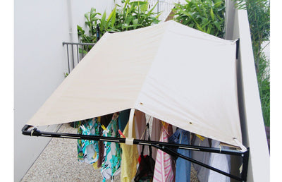 3.0m Fold Down Clothesline Cover and Kit