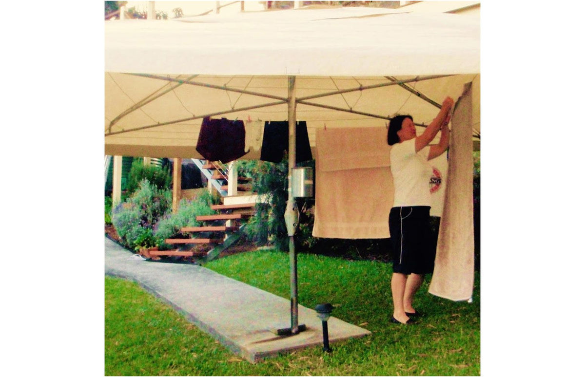 5.0m Rotary Clothesline Cover and Kit