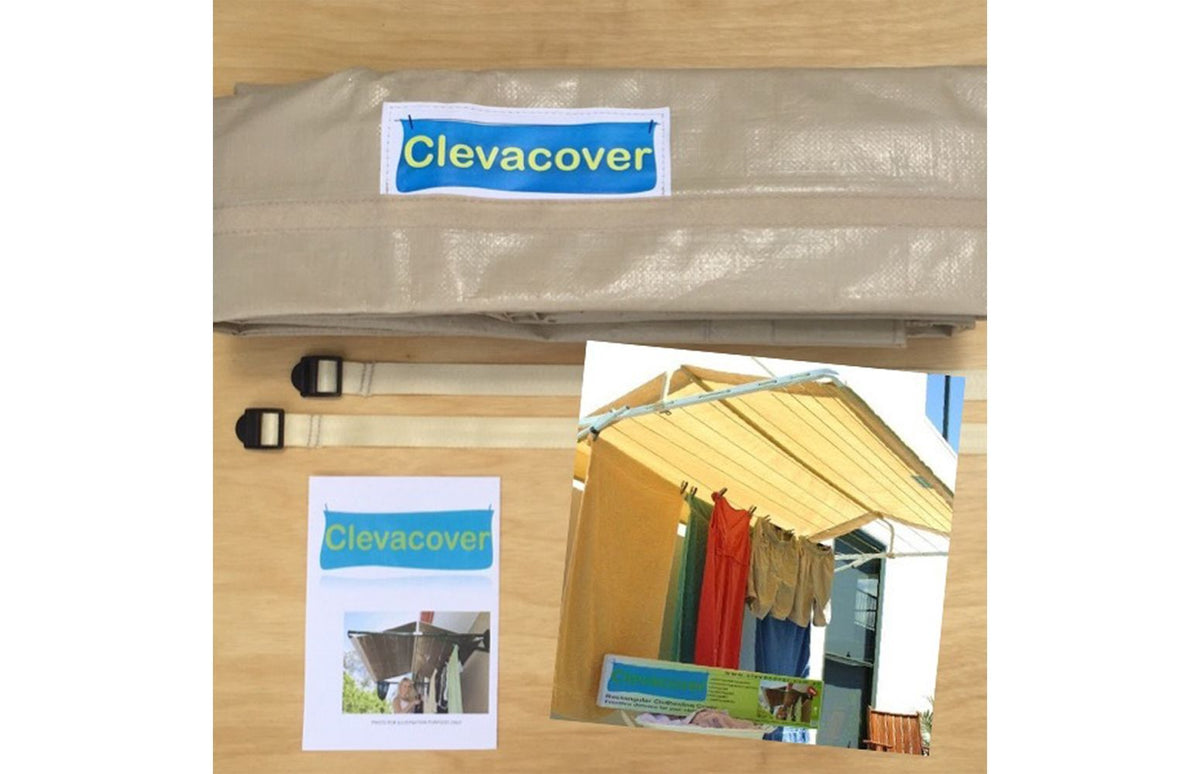 2.1m - 2.4m Fold Down Replacement Clothesline Cover