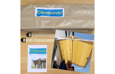3.3m Fold Down Replacement Clothesline Cover