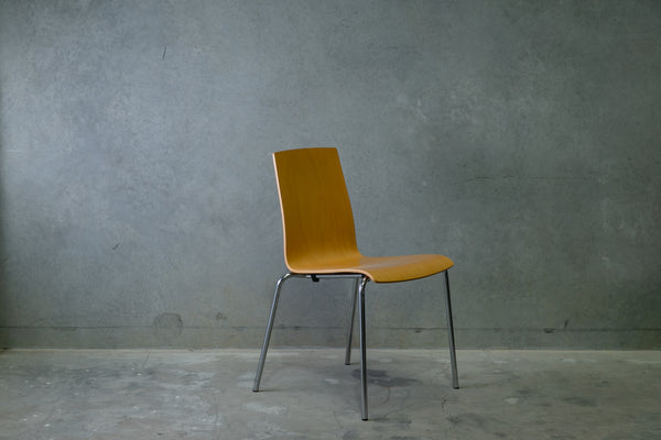Basile & Evans Timber Breakout Chair