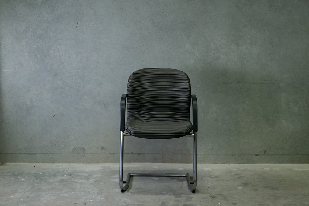 Wilkhahn FS Line 212/5 Meeting Room Chair - Grey