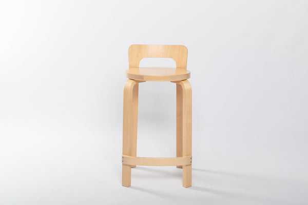 Artek High Chair K65 Barstool