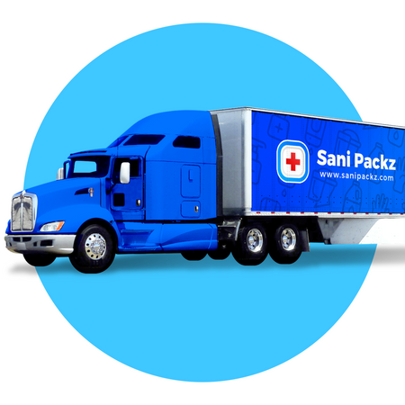 Full Truck Load - SaniPackz