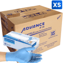 Nitrile Gloves Nitrile Exam Gloves, Case-Pack - Extra-Small (1,000 pack) In stock