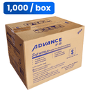 Nitrile Gloves Nitrile Exam Gloves, Case-Pack Size Small (1,000 pack) In stock
