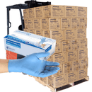 Nitrile Gloves Nitrile Exam Gloves, Pallet Size Small (105 Casepacks) In stock