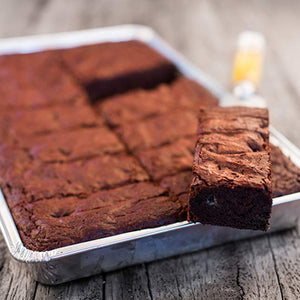 Tray Bake Brownies