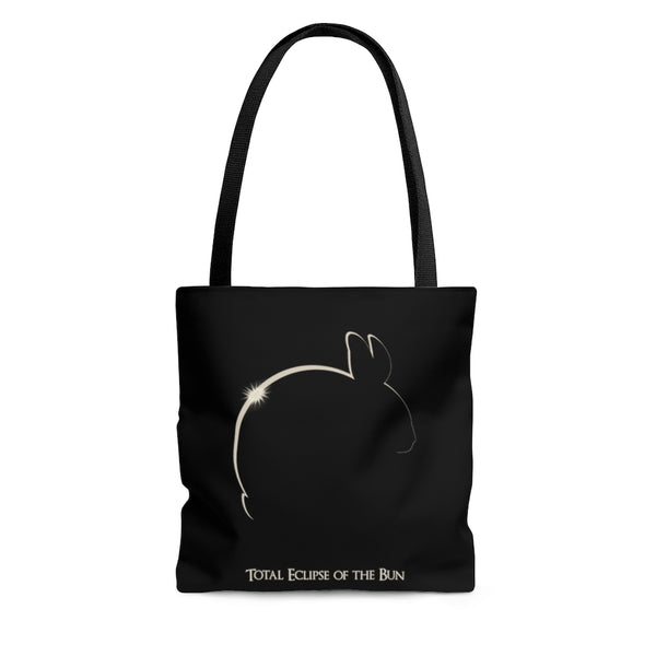Total Eclipse of the Bun Tote Bag - Ninja Ferret