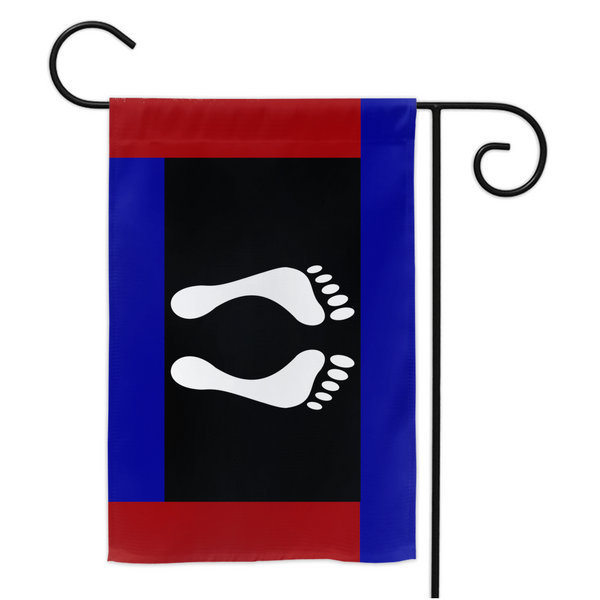Podophilia (Foot Fetish) Yard Flag - Ninja Ferret