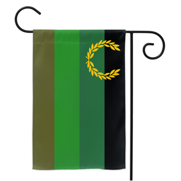 Military/Uniform Yard Flag - Ninja Ferret