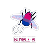 Bumble Bi Stickers - Ninja Ferret