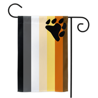 Bear Pride Yard Flag - Ninja Ferret