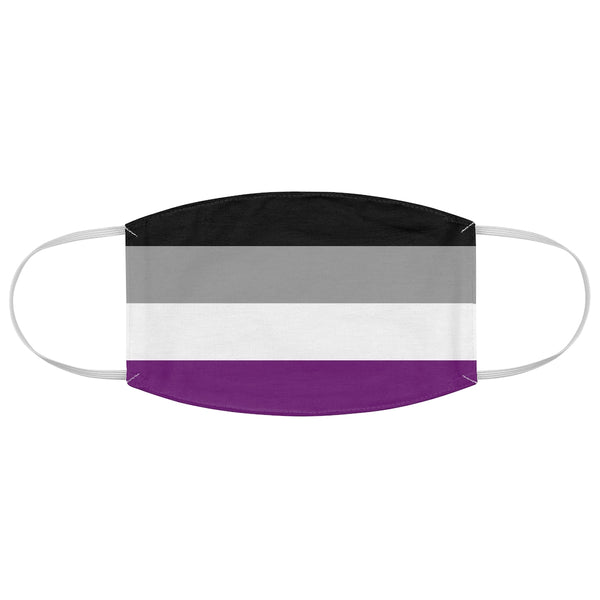 Asexual Pride Fabric Face Mask - Ninja Ferret