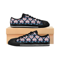Heart of Hearts Women's Sneakers - Transgender/Navy - Ninja Ferret