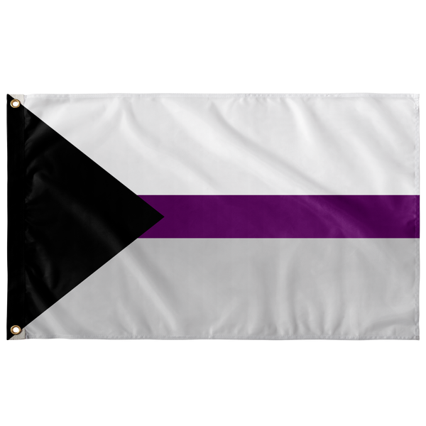 Demisexual Pride Flag - Ninja Ferret