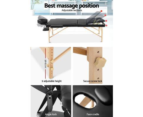 MG Masseur Student - Massage Table
