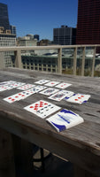 Windproof Waterproof Playing Cards