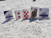 Cards at the Beach or Pool