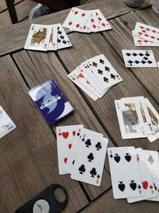 Hurricane Cards - Windproof & Waterproof Playing Cards
